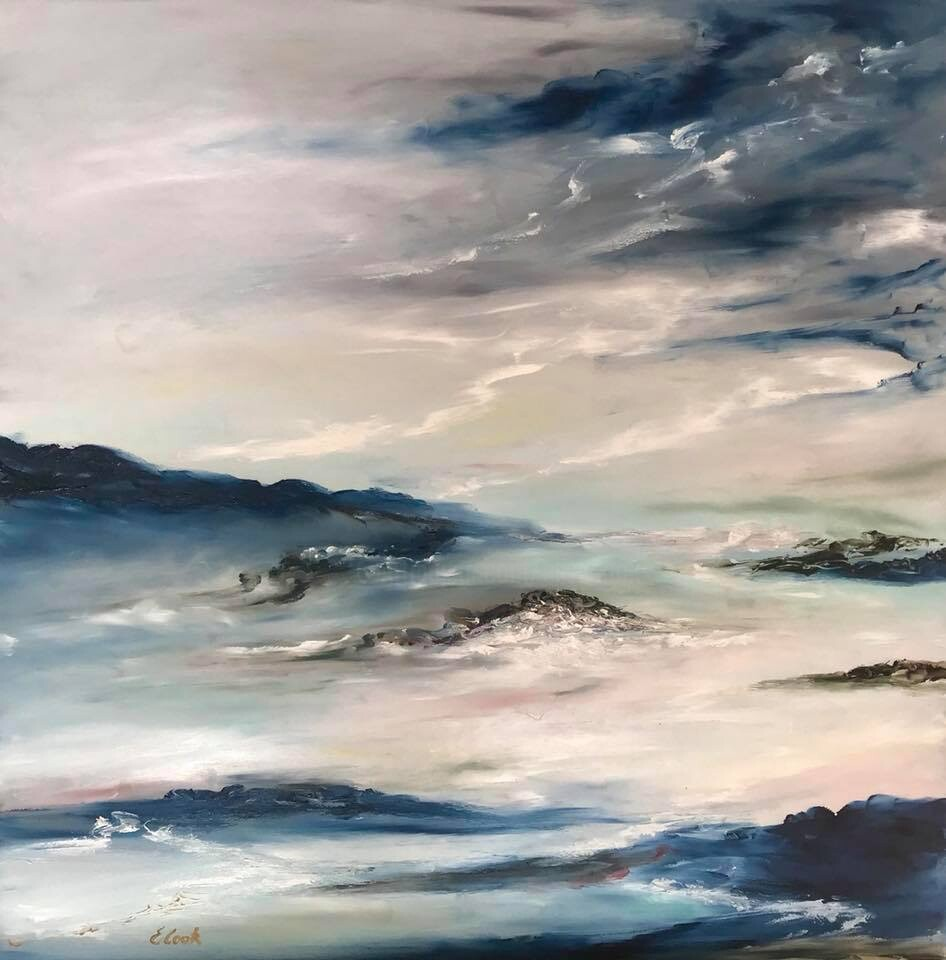 Elisa Cook - Soft Whispers of the Morning Tide