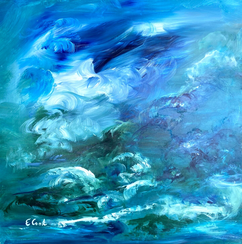 Elisa Cook - The Darkest Hour is Just Before Dawn