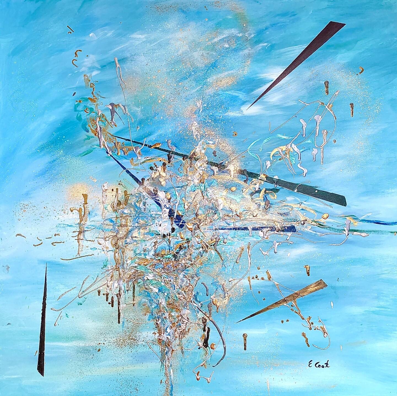 Elisa Cook - Pearlescent Mist