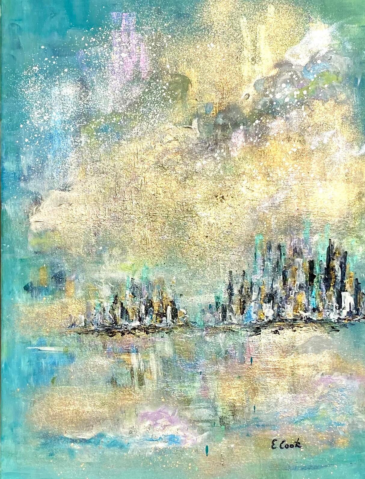 Elisa Cook - Skies of Gold