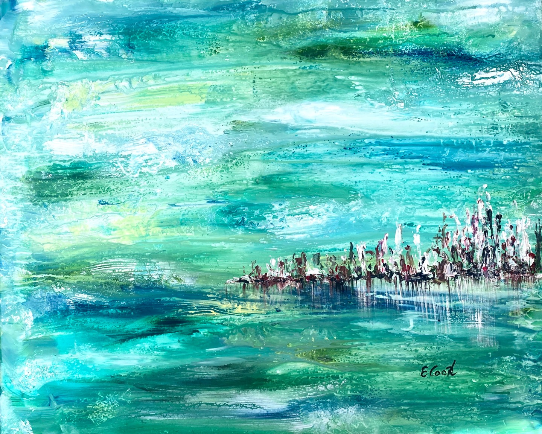 Elisa Cook - Absinthe skies