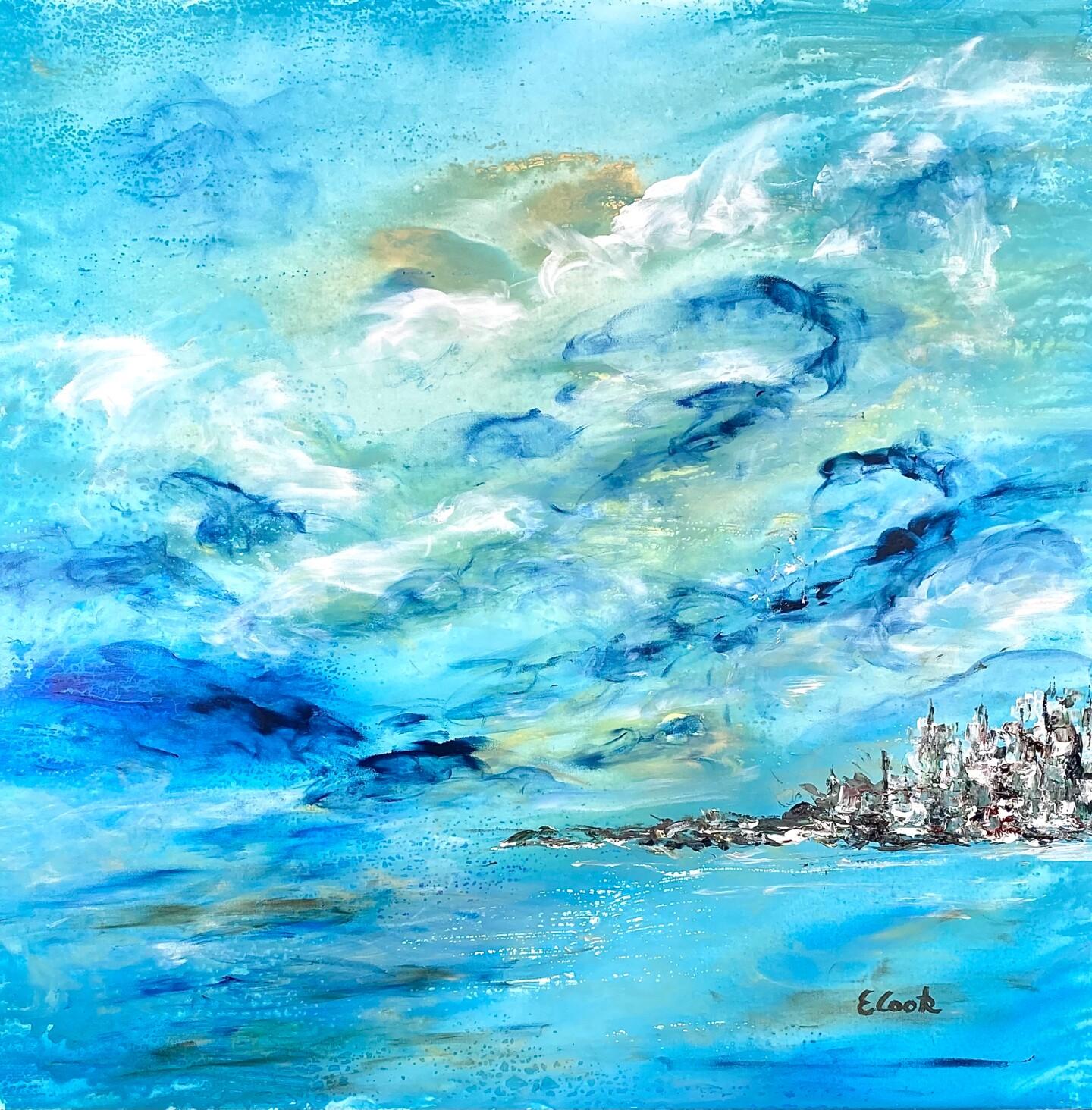 Elisa Cook - Dusky Skyline