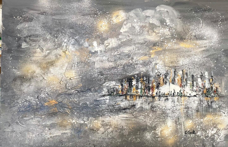 Elisa Cook - Stormy Skies