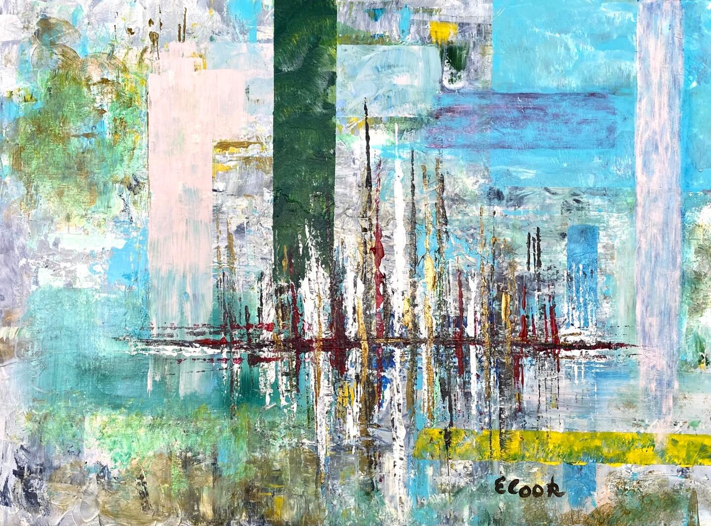 Elisa Cook - Vivid Skyline