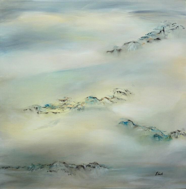 Elisa Cook - Les Brumes de l'Himalaya